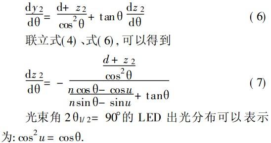 dz2/dθ是一个复杂的微分方程.