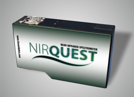 海洋光学新推的高分辨率近红外光谱仪NIRQuest512-1.9