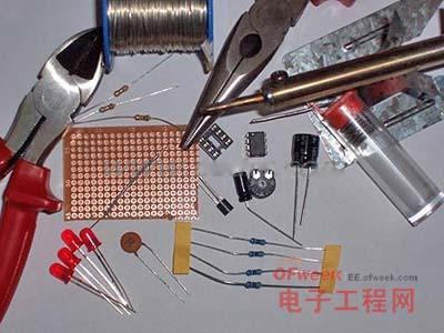 自制LED频闪灯 图3