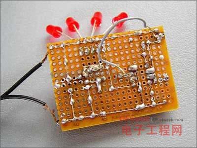 自制LED频闪灯 图4