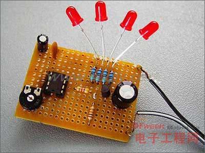 自制LED频闪灯 图5