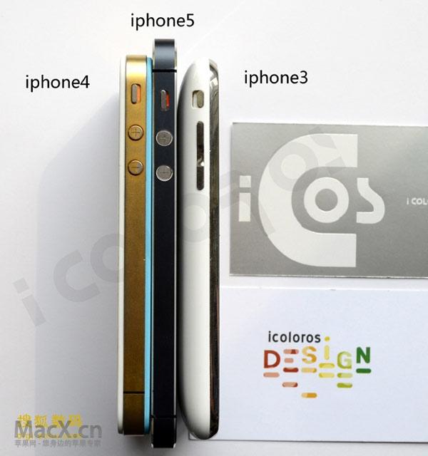 iPhone 5 整机终极曝光1