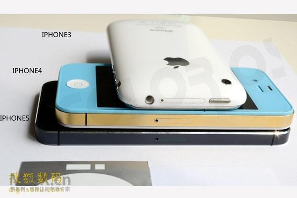 iPhone 5 整机终极曝光2