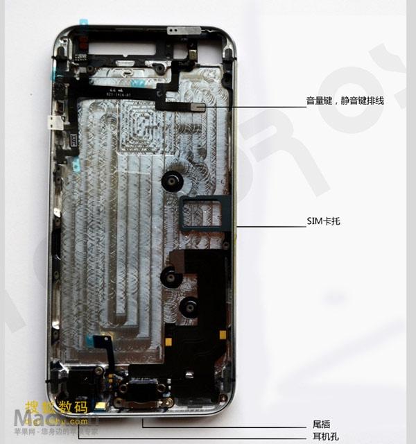 iPhone 5 整机终极曝光5