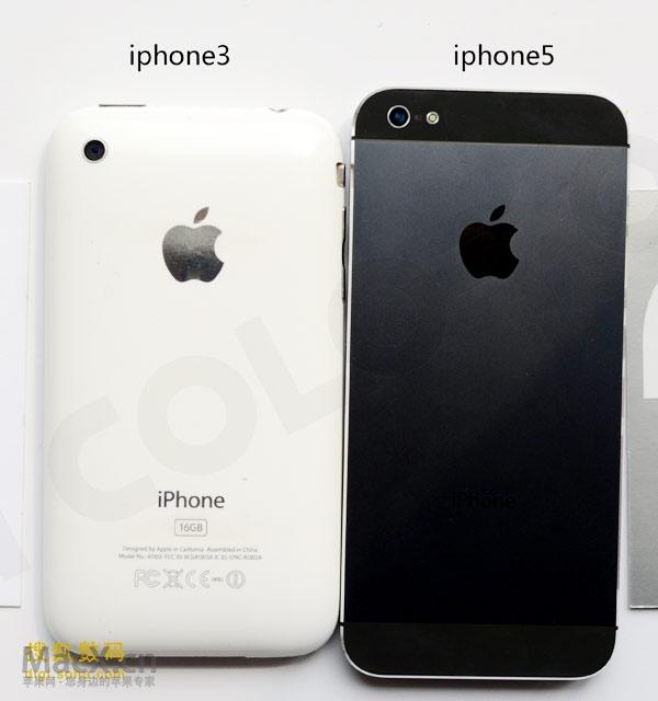iPhone 5 整机终极曝光6