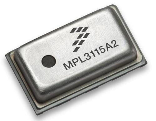 Xtrinsic MPL3115A2压力传感器