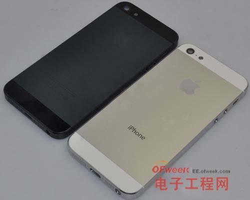 网曝iPhone5沿用3.5寸屏 本周正式生产