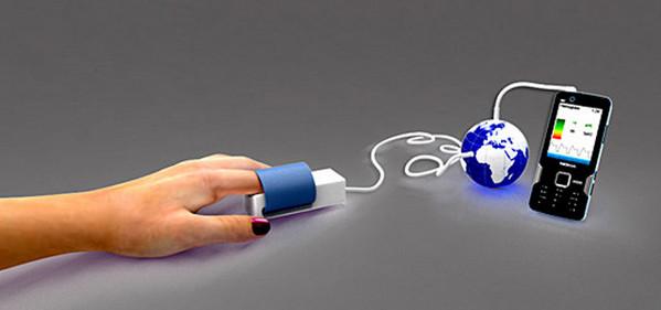 无创式贫血传感器研制成功 检测结果直接手机显示