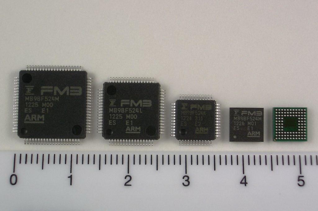 基本组: MB9B520M/320M/120M系列