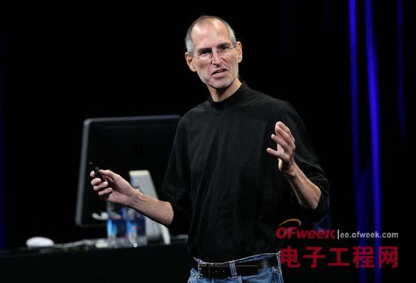 原苹果CEO 史蒂夫•乔布斯