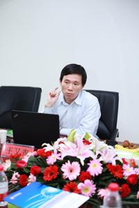 武汉光谷科威晶激光技术有限公司总经理王又青