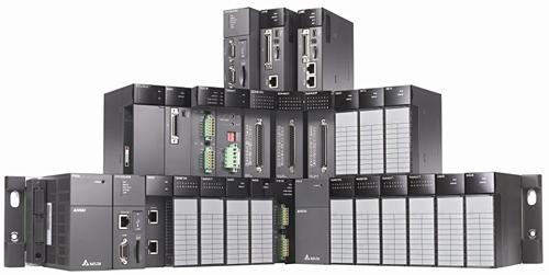 台达集团模块化中型PLC——AH500系列