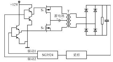 图2  DC/DC变换结构图