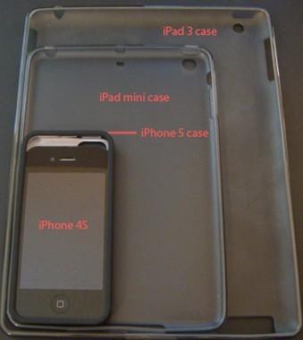 最后的疯狂!iPhone 5/iPad mini保护套曝光