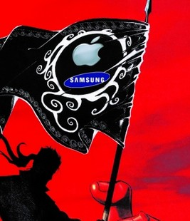 """苹果三星""""世纪大战""""国产手机商心惊肉跳"""