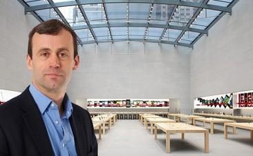 苹果零售店业务副总裁约翰•布劳伊特