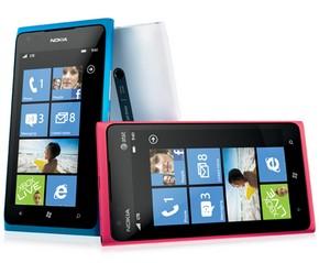 诺基亚WP手机