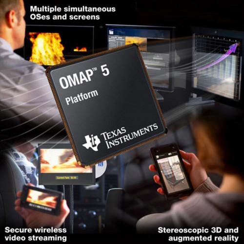 德州仪器:不会放弃OMAP系列处理器