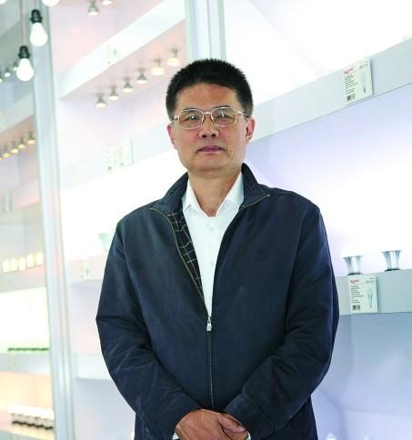 真明丽集团董事长樊邦扬