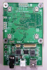 冲电气开发出小型声源分离麦克风模块