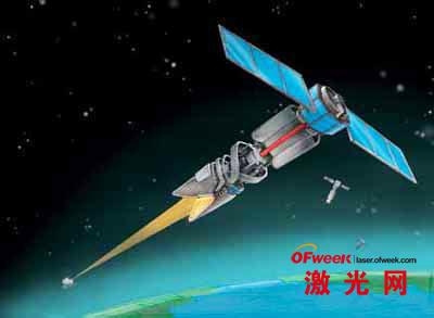 激光反卫星