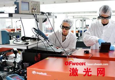 Amplitude Systeme开发高平均功率的超快光纤激光器