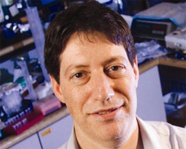 化学与生物分子工程教授Richard Gross