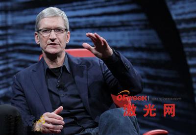 苹果CEO蒂姆-库克