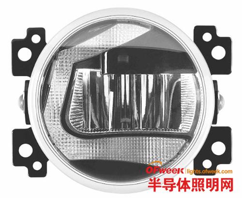 【汽车照明】欧司朗LEDriving Fog日行灯、雾灯合二为一