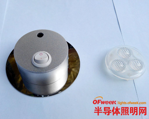 【DIY】自制LED艺术台灯