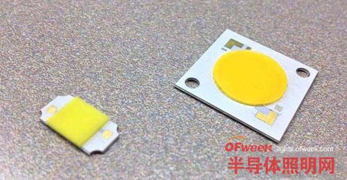 日本含荧光粉硅凝胶缩短1/9时间