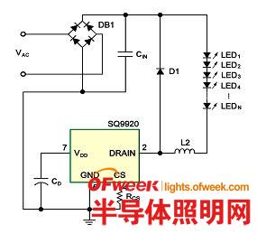 深企联合推优化版LED开关电源驱动