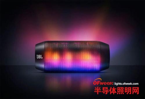 【精彩设计】超炫LED光效的音响系统
