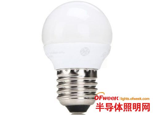 小巧节能照明 通用电气2W装饰灯