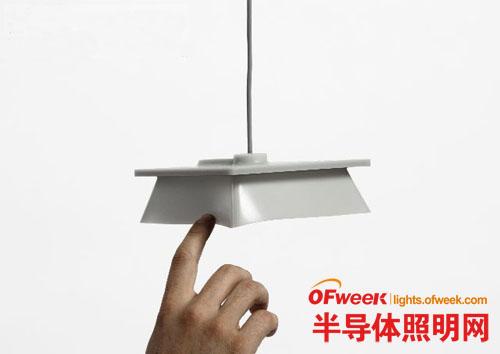 """锐高参与研发名为""""Cap""""的OLED灯具"""