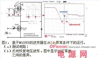 适用于小功率电机驱动的MOSFET逆变模块设计