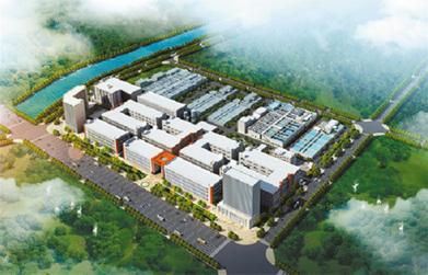 重庆规模最大、配套最全的重庆电镀环保示范园将于10月迎来园区首批企业入驻。
