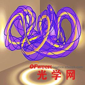 科学家在通过光束结构进行流体力学研究时发现光本身就可以结节形态存在