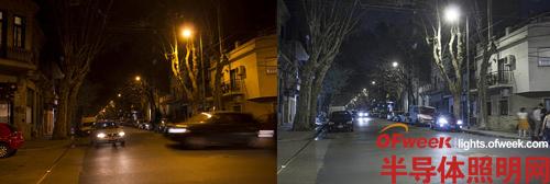 飞利浦LED照明为阿根廷首都换新颜