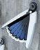 新型鸟尾太阳能灯