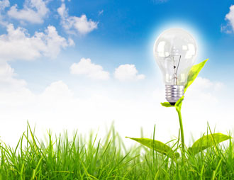 太阳能与LED结合 共创绿色新能源