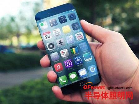 iphone6明年或将使用OLED大屏