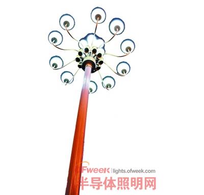 广州拟投1.55亿元换LED路灯 惹来的疑问