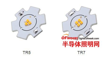 台积固态照明推出无封装PoD模块技术的应用产品