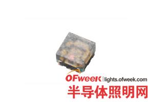 亿光首发全球最小尺寸RGB LED封装产品