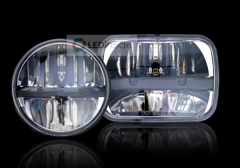 GE照明将在2013汽配展推LED头灯技术