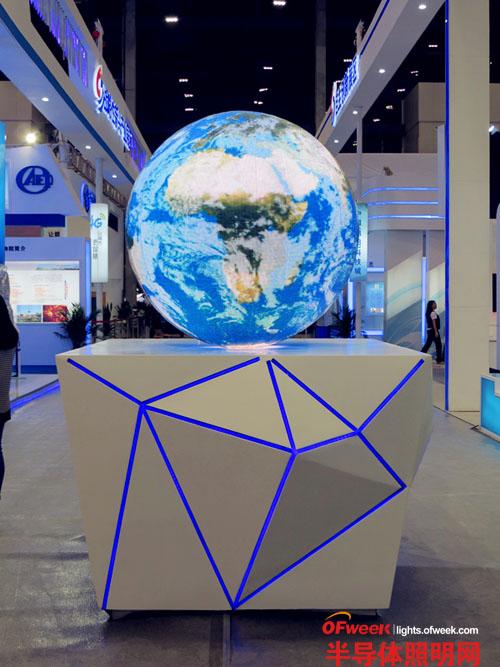 """九洲光电助力""""2013中国科技城科技博览会""""顺利召开"""