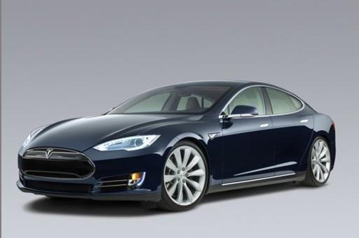 特斯拉Model S电动汽车