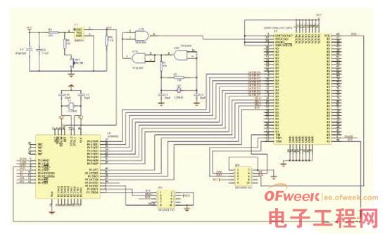 采用QCM传感器的生物芯片检测电路的原理设计
