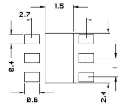 超小体积温湿度模块HTU21和SHT21对比评测